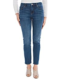 Women's So Slimming Girlfriend Ankle Jeans Regular and Petite