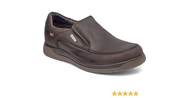Callaghan 10801 Wagon - Zapatos mocasines de hombre, marrón (43): Amazon.es: Zapatos y complementos