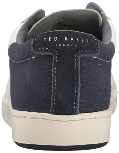 Ted Baker Heren Xiloto Lthr Am Loafer Donkerblauw