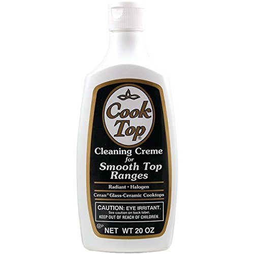 6 Pack COOK-TOP CLEAN CREAM (20-OZ BOTTLE) (Catalog Category: APPLIANCE ACCESSORIES OTH / APPLIANCE ACCESSORIES)