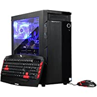 CyberpowerPC Desktop Computer Gamer Xtreme S780 16 GB DDR4 2 TB HDD 16 GB Optane Memory