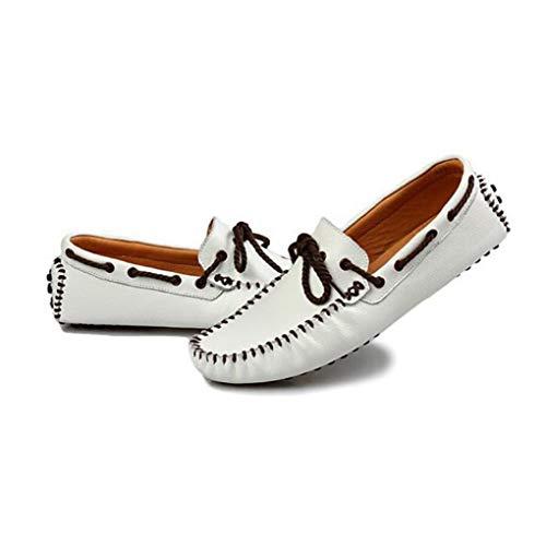 Zapatos conducción Fiesta Noche y Zapatos Mocasines para YaXuan de de Barco Slip de nuevos Perezosos y Do otoño Hombres Comfort Verano on clásicos Zapatos a66RAwq