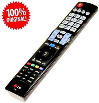 Mando original Tv LG AKB73756565 para TV. Funciones 3D: Amazon.es: Electrónica