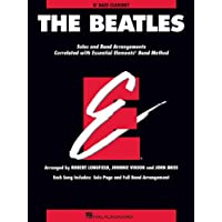 Image for The Beatles: Essential Elements for Band Correlated Collections Bass Clarinet (Essential Elements Band Method)
