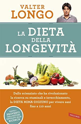 la dieta de la longevidad valter longo