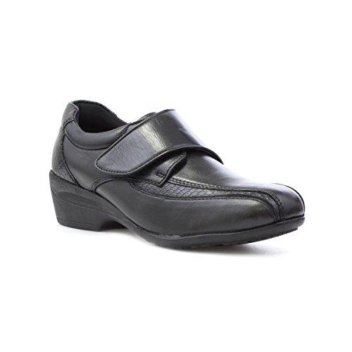 Leather Womens Casual Shoe Black Black Dr Dr Keller Keller xqwOUU4P