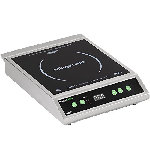 TableTop king CW40196 Drop In/Countertop Induction Range - 120V, 1800W Ceramic Drop In Range