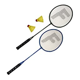 Franklin Sports Replacement Badminton Raquet Set