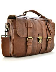 Rawlings Briefcase, Glove Brown, One Size