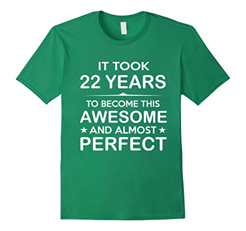 Twenty Two 22 Year Old 22nd Birthday Gift Ideas For Her Him