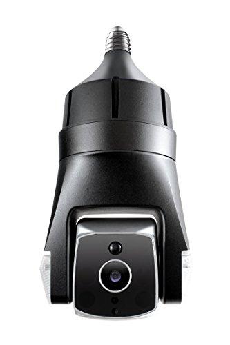 Amaryllo ACR1608R31BKE26 Atom AR3 Intelligent Security Robots, Black