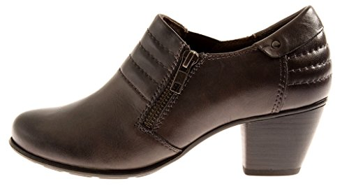 best loved 0d027 0523b Jana Hochfrontpumps Lederschuhe 824441 Leder Schuhe Damen ...
