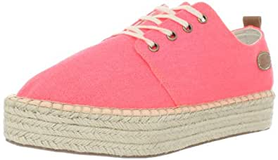 Coconuts by Matisse Women's Grateful Flat,Coral,5.5 M US