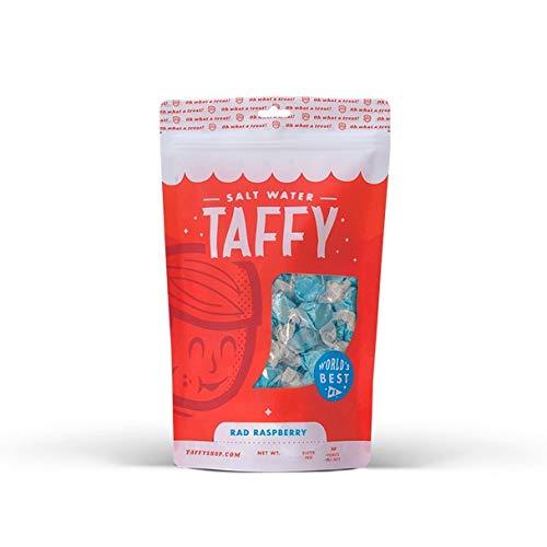 Taffy Shop Rad Raspberry Salt Water Taffy - 1/2 LB Bag