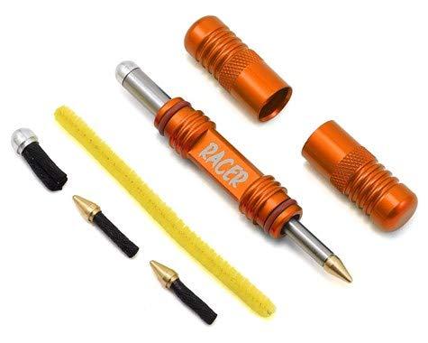 Dynaplug Racer Bicycle Tire Repair Tool (Orange)