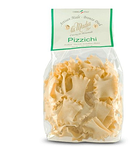 (La Madia Regale Pizzichi from Italian Durum Semolina Pasta 1.1 Lb (Pack of 2) )