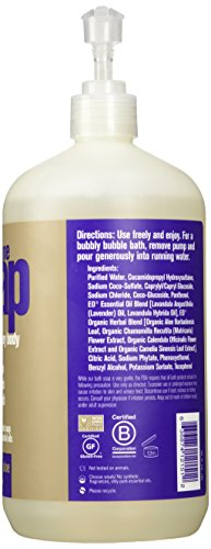 Everyone 3-in-1 Soap, Lavender plus Aloe, 32 Ounce