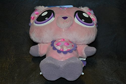 Hasbro Littlest Pet Shop Plush Kitty 2009