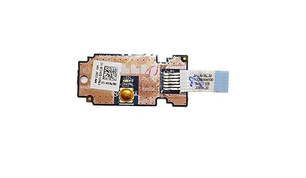 Power Button Board /& Cable 0F247D Dell Vostro 1510