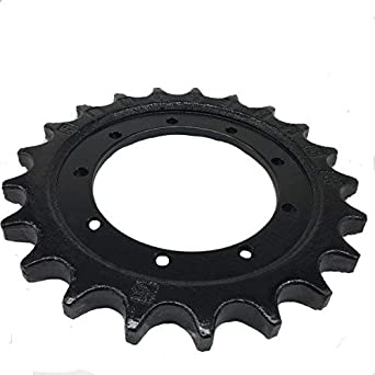 Fit for Yanmar B37.2 Sprocket Excavator Mini Track Undercarriage Parts