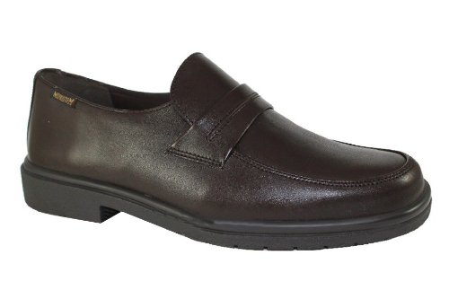 Mephisto-Chaussure Mocassin-FURSEO Marron cuir 9051-Homme