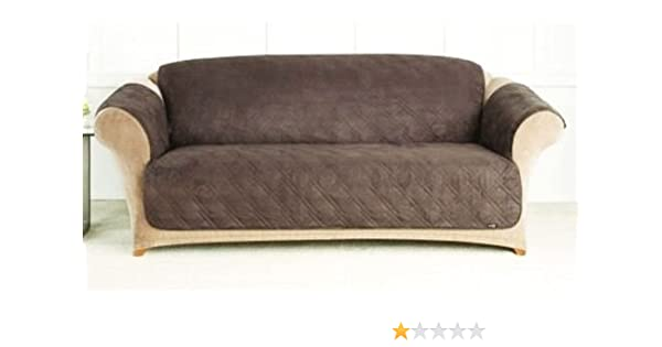 Marvelous Amazon Com Microfiber Quilted Sofa Cover Chair Throw Pet Andrewgaddart Wooden Chair Designs For Living Room Andrewgaddartcom