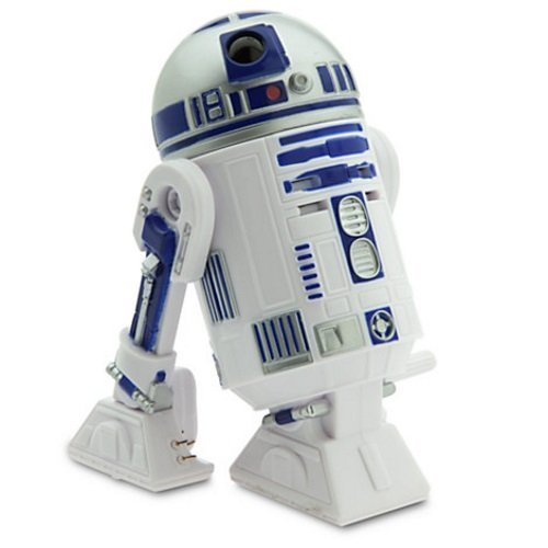 R2-D2 Wind-Up Star Wars Droid Toy with Sound Effects