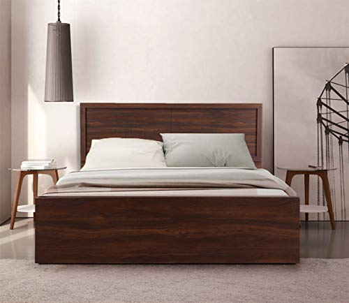 Alana Queen Bed with Box Storage by HomeTown