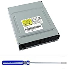 Microsoft Xbox 360 (Slim) DVD Drive - Phillips: Liteon DG-16D4S DG-16D5S + Torque T10 Security Screwdriver