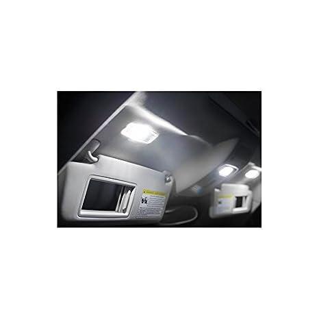 Zesfor Pack Bombillas LED Audi A3 8l (1997-2003): Amazon.es: Coche y moto