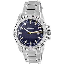 Zancan HWT001 Blue Dial Stainless Steel Men's Watch