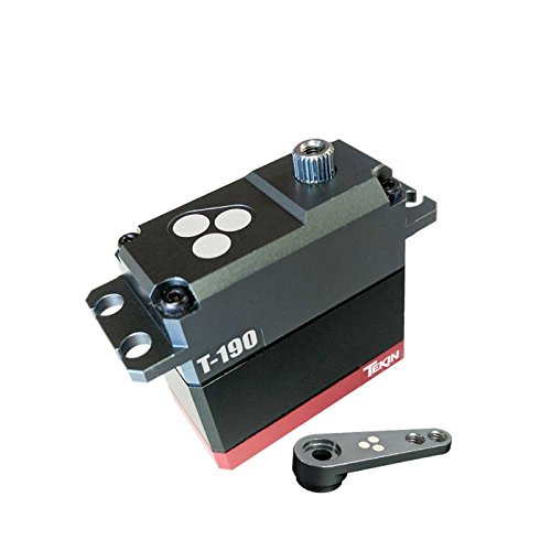 Tekin, Inc T190 Servo Standard 1/10 Torque Vector Aluminum for sale  Delivered anywhere in USA