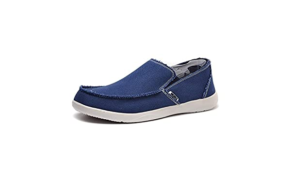 Amazon.com: 8 Shoes Size Men Shoes Men Casual Shoes Spring Summer Canvas Casual Shoes Men Loafers Zapatillas Hombre Casual Zapatos: Clothing