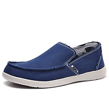Amazon.com: 9.5 Shoes Size Men Shoes Men Casual Shoes Spring Summer Canvas Casual Shoes Men Loafers Zapatillas Hombre Casual Zapatos: Clothing