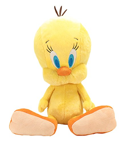 Animal Adventure Tweety Looney Tunes Plush, Yellow/Orange, 19