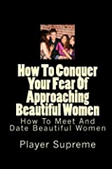 Learn how to quickly and easily get rid of your approach anxiety over approaching hot beautiful women within 30 days or less!