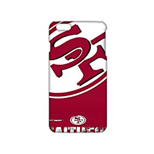 Ultra Thin San Francisco 49ers 3D Phone Case for iPhone 6
