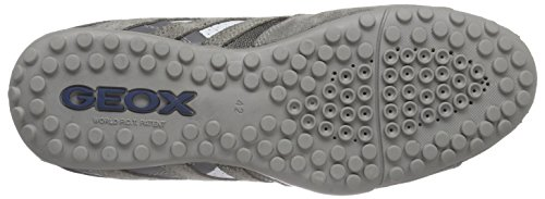 GeoxU Snake K - Zapatillas Hombre Gris - Grau (STONEC9007)