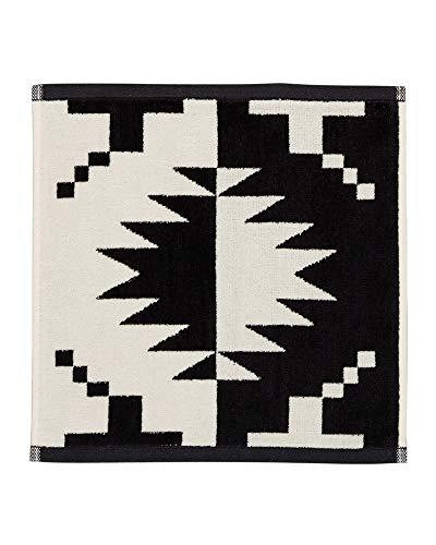 Pendleton Spider Rock Washcloth, Black/white, One -