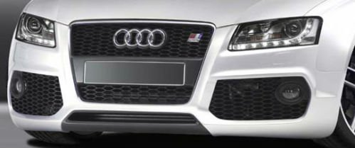 AUDI S5 RS5 A5 S-Line Sportback B8 2010+ Genuine Caractere OEM Front Bumper Caractere Body
