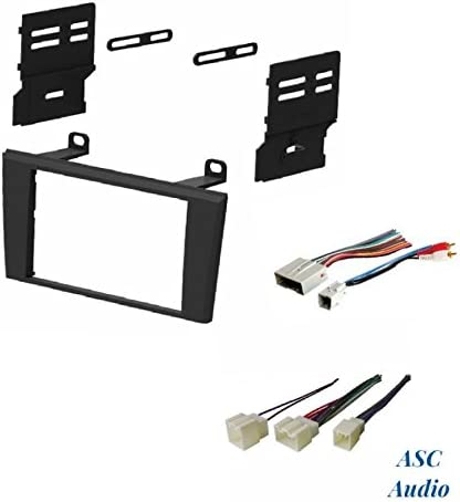 2002-06 Ford Thunderbird Double DIN Kit SCOSCHE LN1329B 2000-06 Lincoln LS