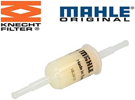 5 x Benzinfilter KL15 OF Knecht/Mahle 6-8mm universal Kraftstofffilter Motorrad Auto