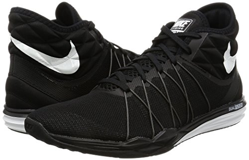 mtlc Tr Gymnastique Femme Hit De Noir W Nike Dual white Grey Grey black Chaussures Mid dark Fusion Dark q4OzSwxt