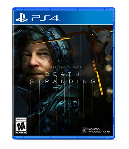 Death Stranding - PlayStation 4 from Playstation