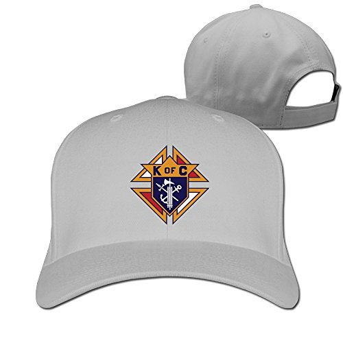 The Knights Of Columbus Emblem Formee Cross Quality Snapback Baseball Hat