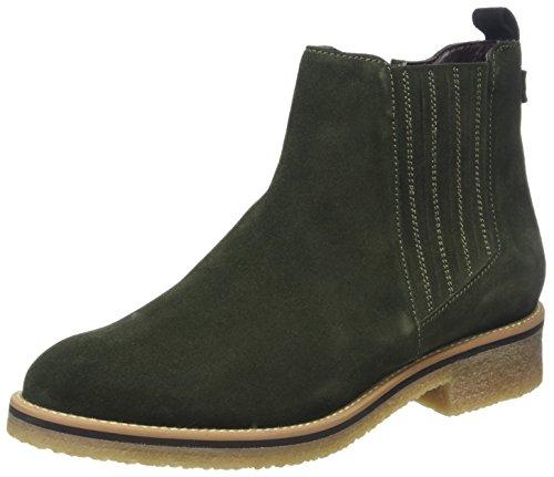 Van Dal Damen Mineral Chukka Boots Green (Moss Suede)