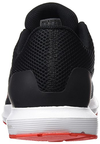 adidas Cosmic 1.1 M, Chaussures de Running Compétition Homme Noir (Negbas/Rojbas/Ftwbla)