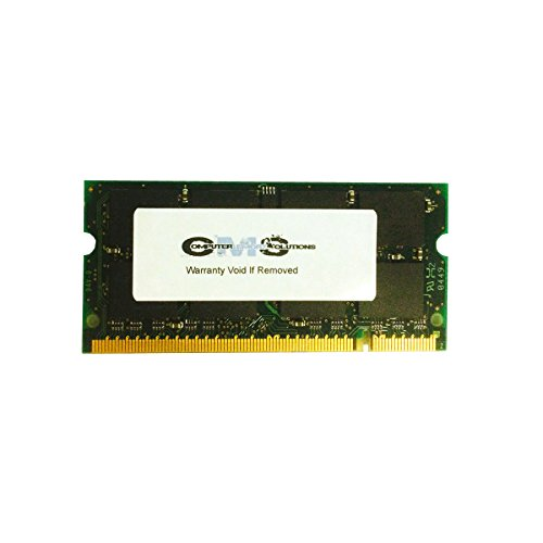 1GB (1x1GB) RAM Memory Compatible with Dell Inspiron 5150 Notebook Series BY CMS (5150 Ram Memory)