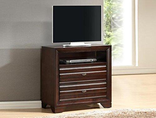 Brand New 31.5''x16.5''x32''H Stella 6-Drawer Media Chest /TV Stand