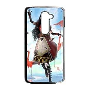 LG G2 Csaes phone Case Alice Madness Returns AMD93951